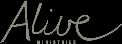 Alive Ministries Logo
